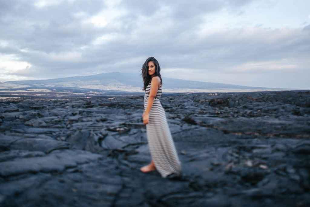 big island lava rocks photo shoot-5