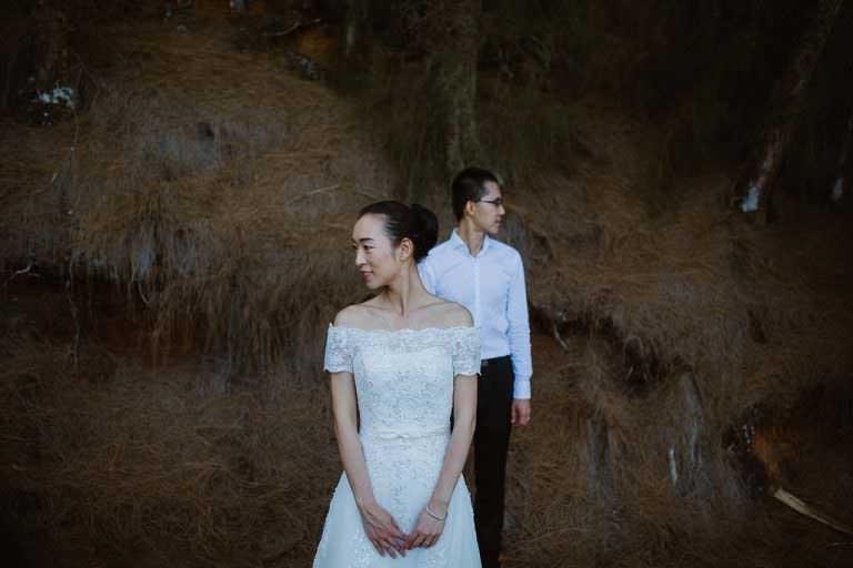 hawaii elopement, big island elopement, pololu Valley, waipio valley, pololu valley wedding, pololu valley photos