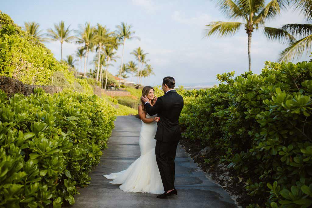 jen jewell gonzales wedding in hawaii