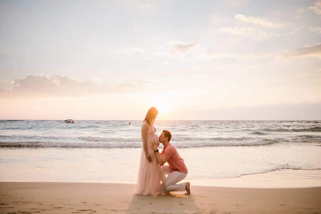 big island maternity photographer