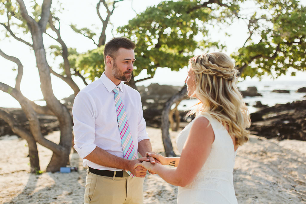 kukio beach, Kikau Point Park, hawaii wedding, big island wedding, kukio wedding, kukio beach wedding, couple cups photography, couple cups, big island wedding photographer, big island elopement, simple hawaii wedding, big island beaches, best big island beach, big island, hawaii