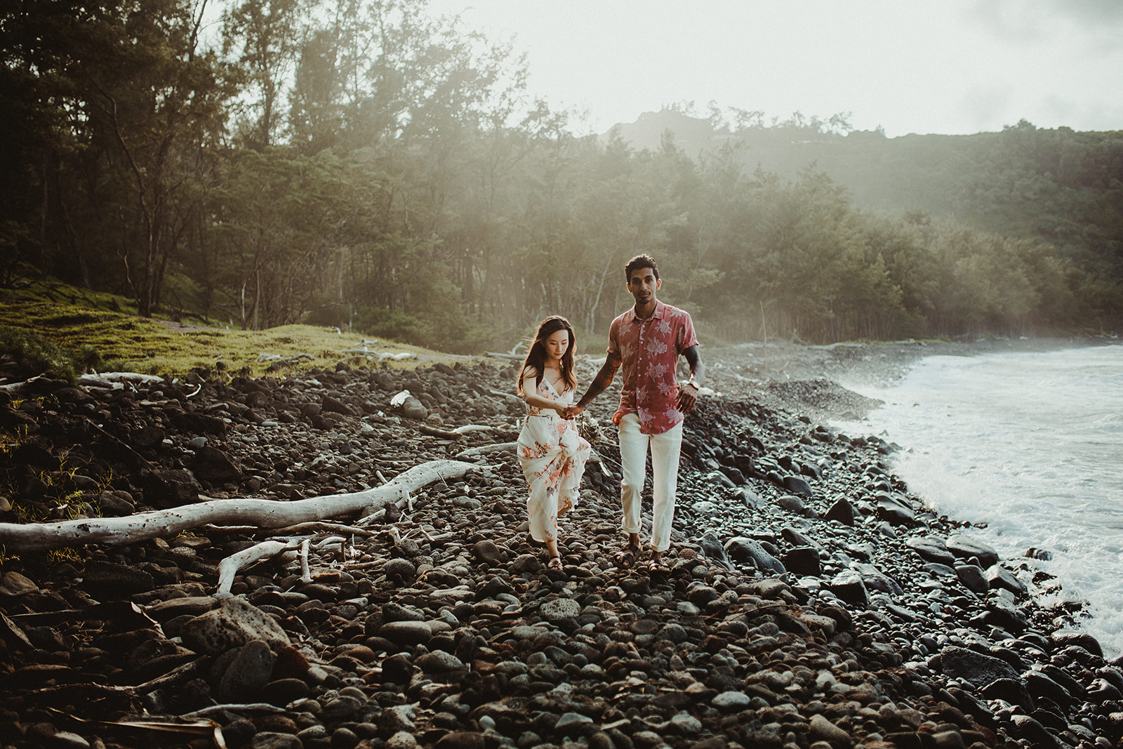 hawaii engagement, big island engagement, big island wedding photographer, big island photographer