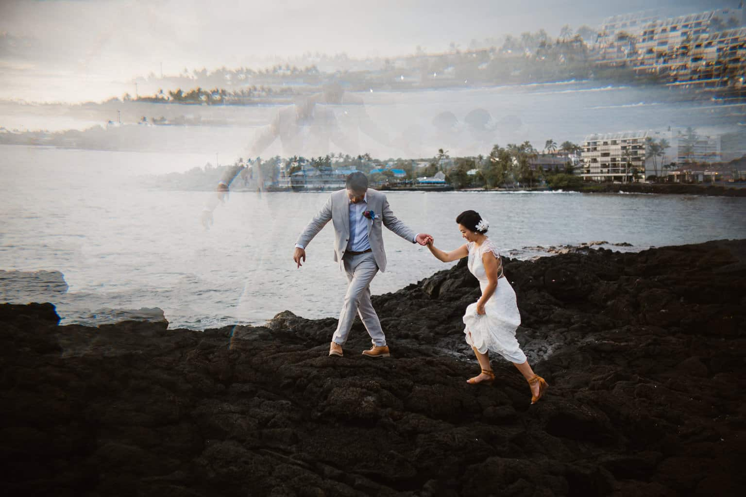 royal kona resort wedding