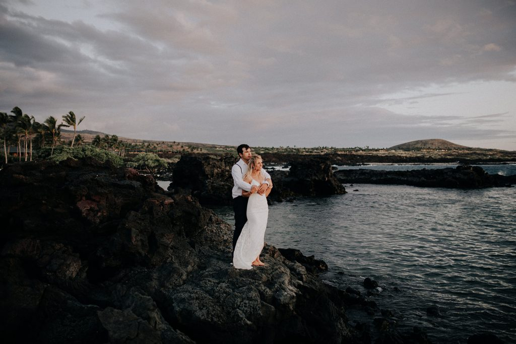 kona wedding, hawaii weddings, hawaii wedding, hawaii elopement, hawaii intimate weddings, adventure elopement, hawaii elopement, big island elopement