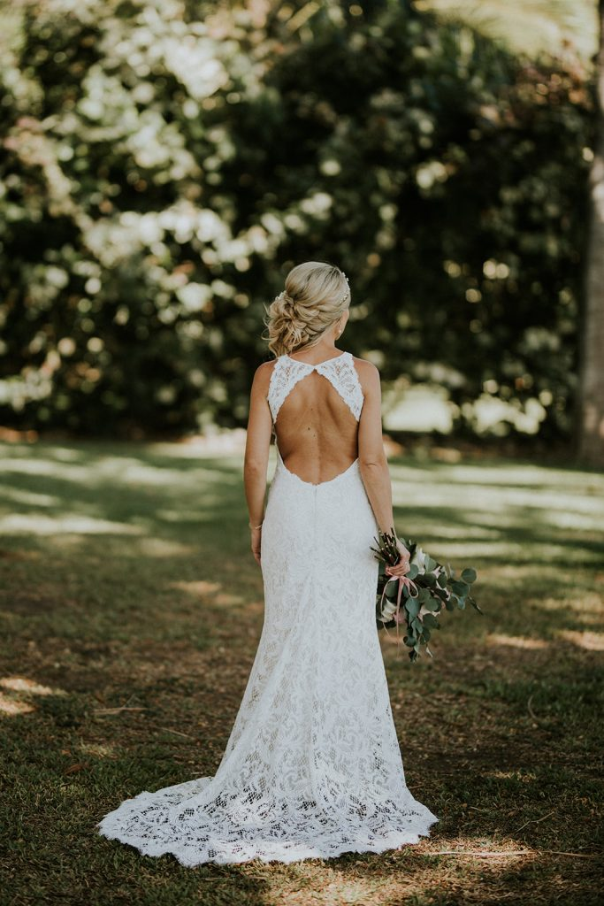 hawaii bride style