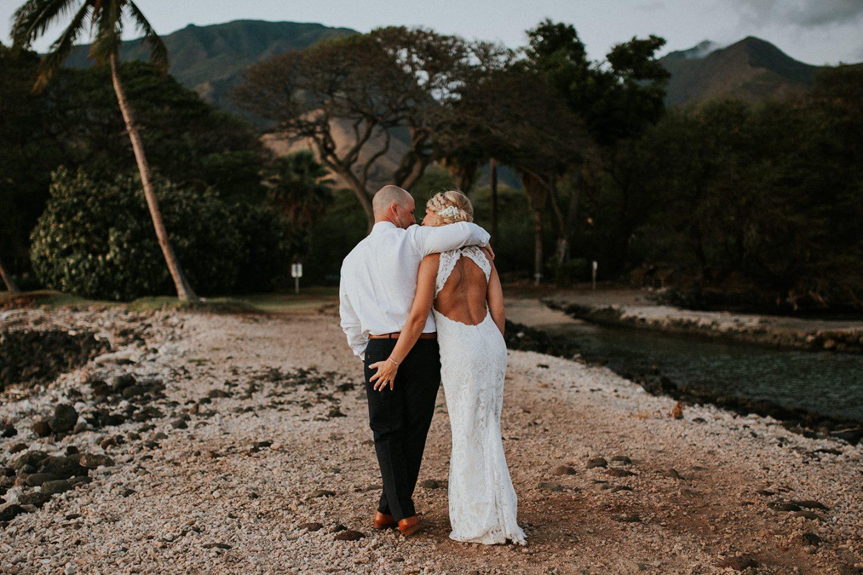 olowalu wedding