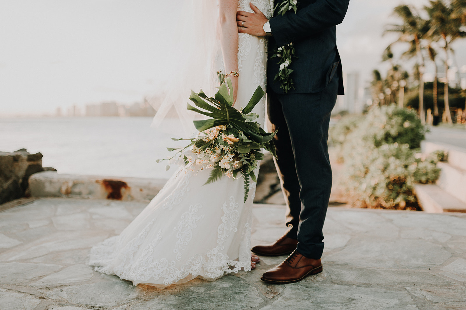 waikiki aquarium wedding