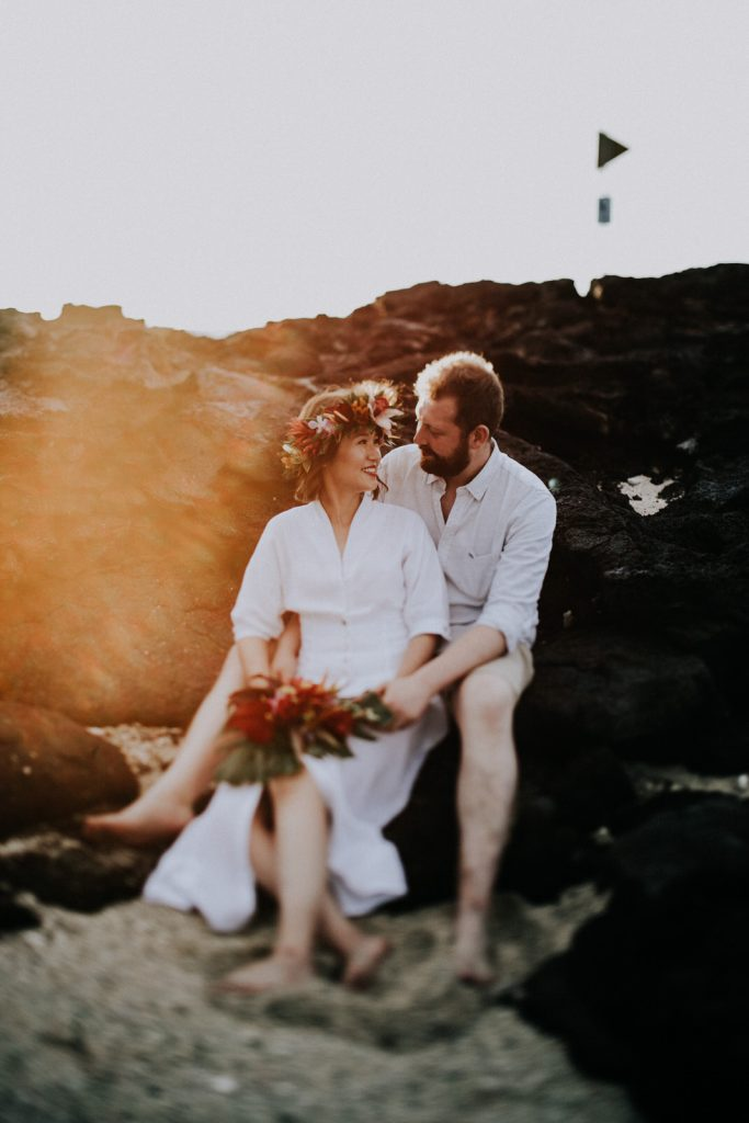beautiful location for elopments, big island elopements package