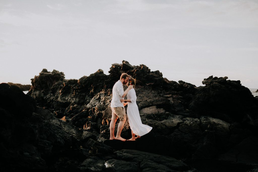 big island photographer for elopements