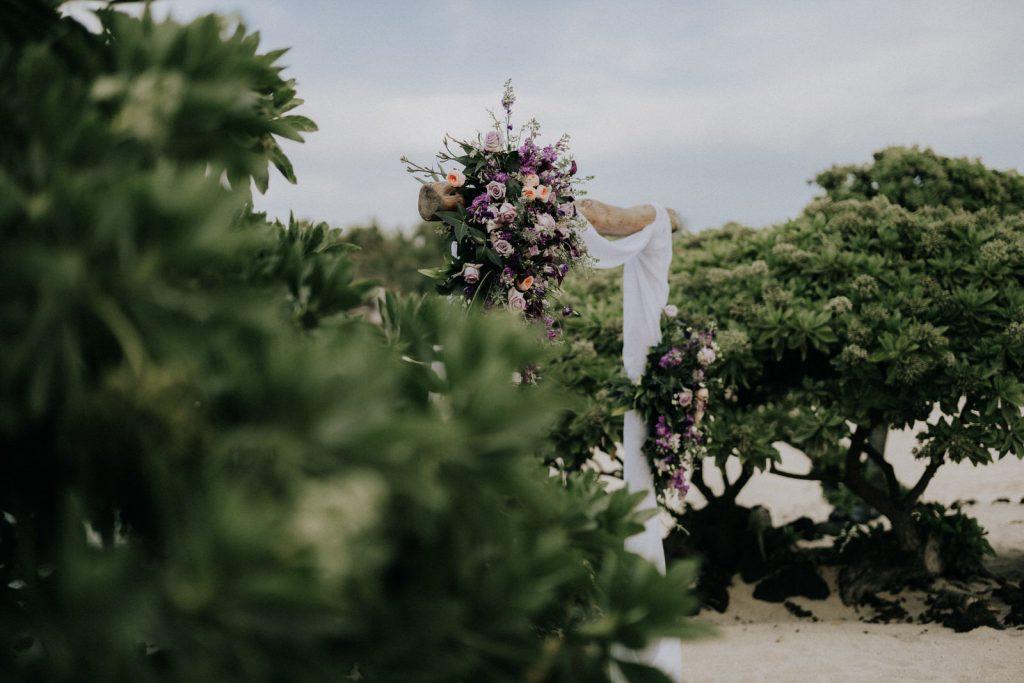 four seasons hualalai wedding venue