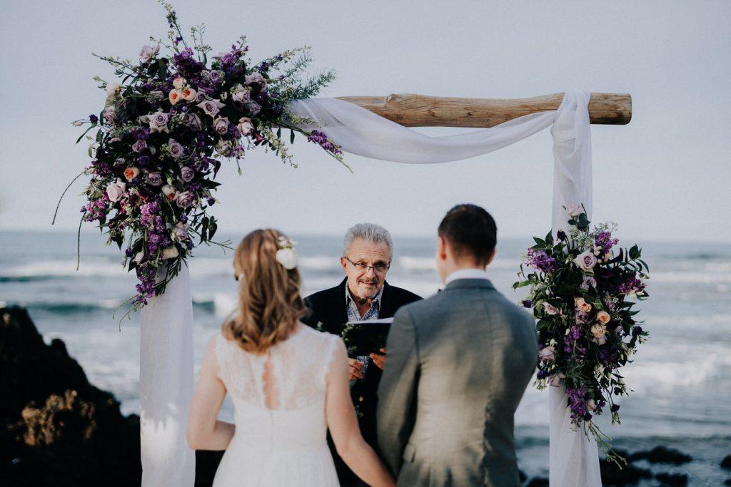 four seasons hualalai wedding officiant