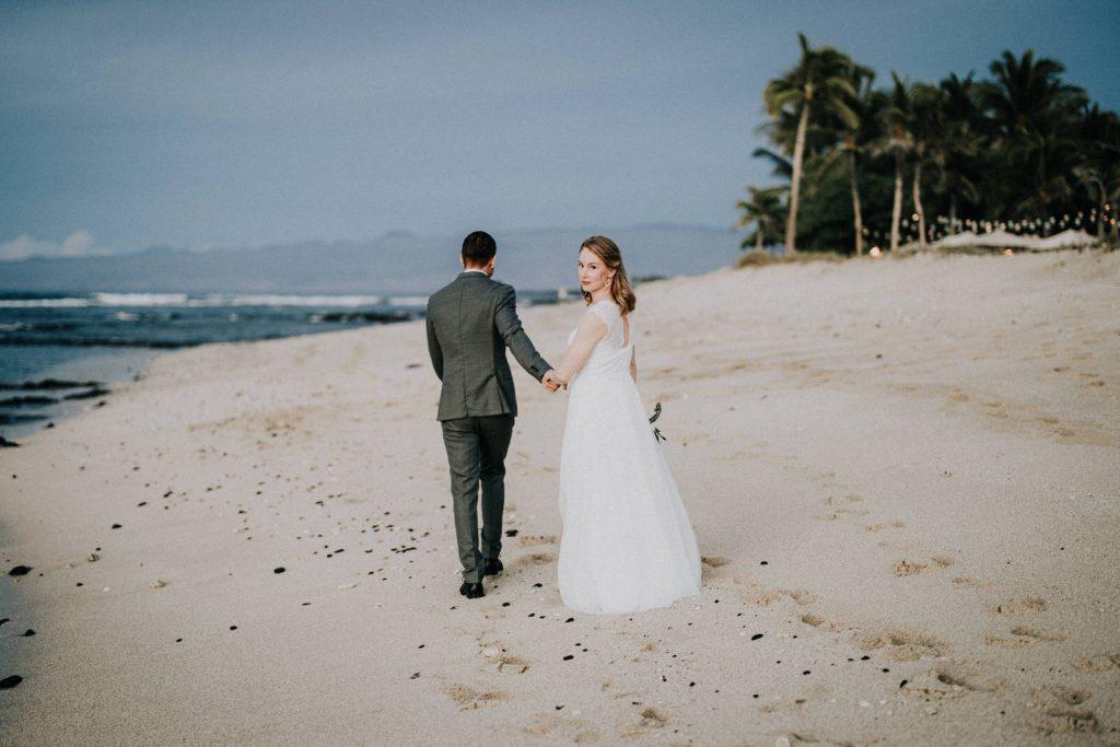 big island beach elopements photographer