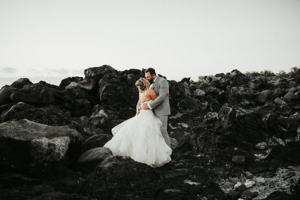kapa'a beach park, kapa'a beach wedding, big island elopement elope big island, elope hawaii island, elopement hawaii island, big island wedding packages, kona photographer, kona wedding photographer, hawaii island photographer, hawaii island wedding photographer, weddings at puakea ranch, ranch wedding hawaii , eloped big island