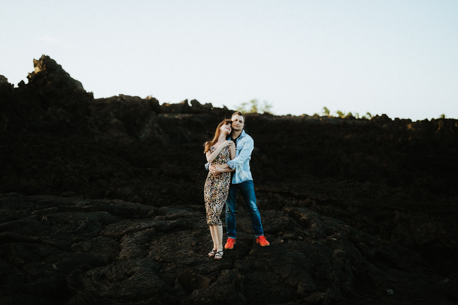 hawaii engagement, big island engagement, big island engagedment photographer, hawaii secret proposal, big island secret proposal, big island photographer, kona photographer, kona engagement, big island photo session, big island beaches, kekaha state park, Mahai'ulu Bay, hawaii photo session