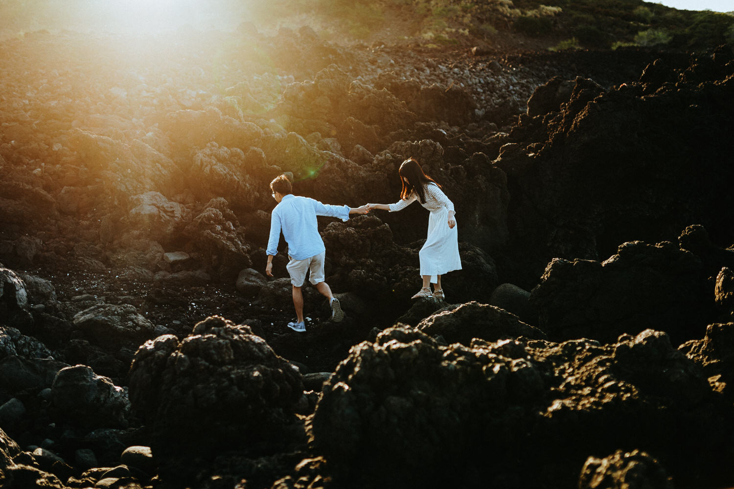 hawaii photography, hawaii photographers, hawaii engagement