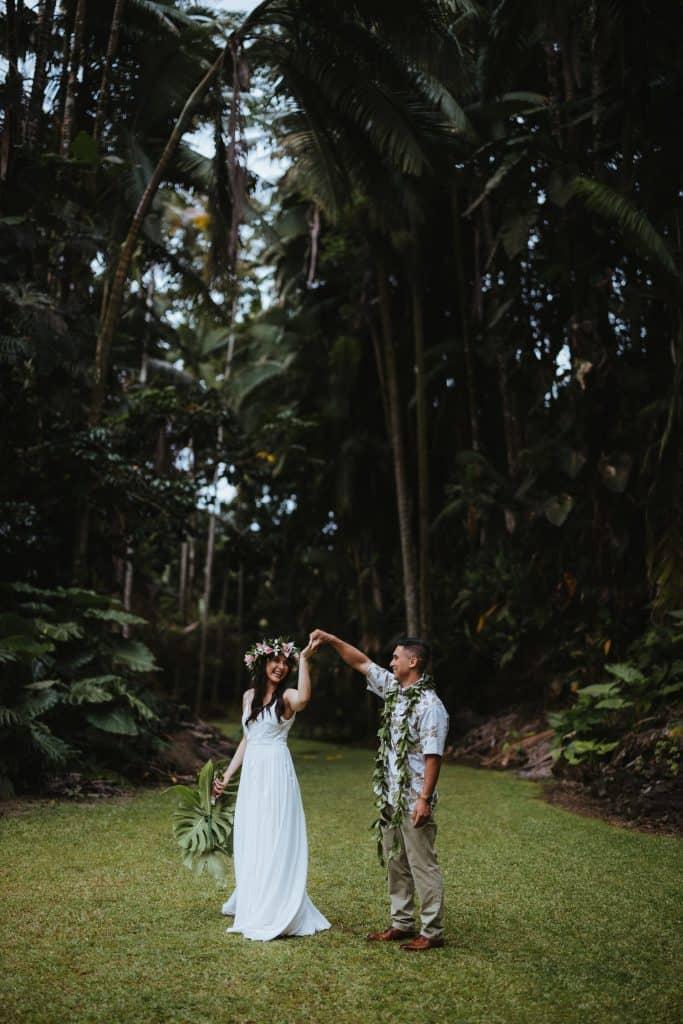 hawaii waterfall, hawaii waterfall weddings, hawaii elopement, big island waterfalls, big island waterfall, big island wedding location, big island waterfall elopement, hilo wedding, The Falls at Reed's Island, falls at reeds island, hilo waterfall, hilo wedding venue