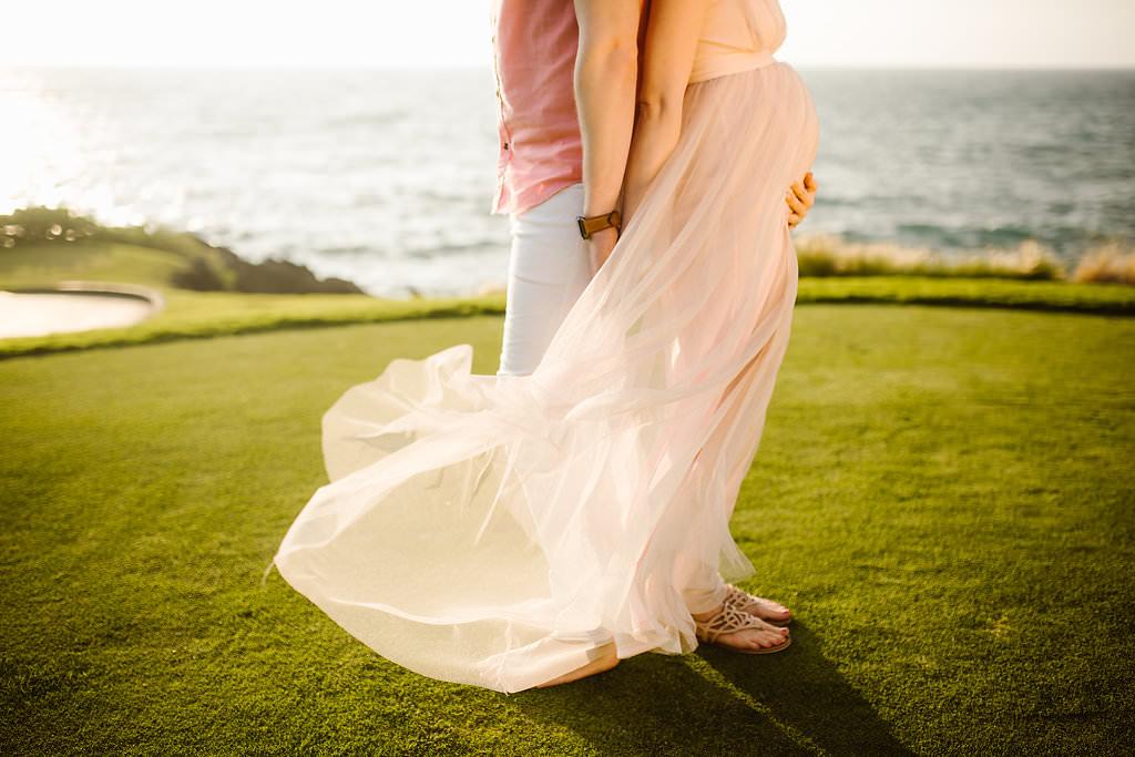 maternity photoshoot big island