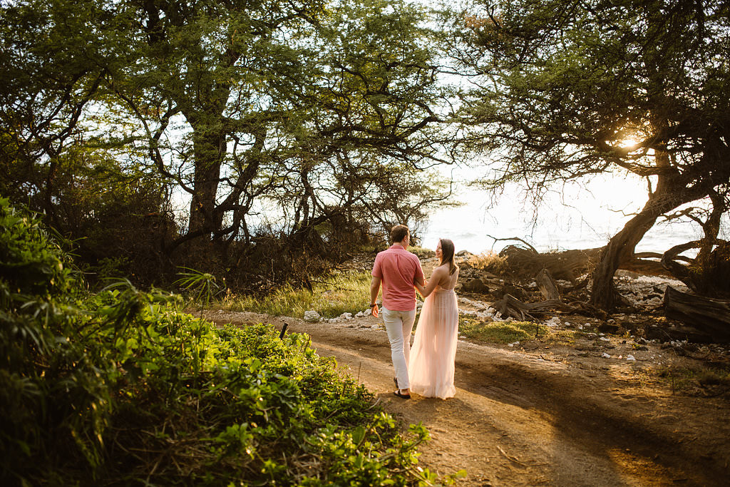 hawaii senset photo session