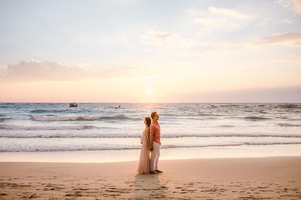 sunset photos hawaii