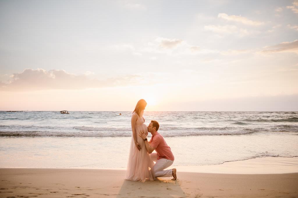 big island maternity photographer