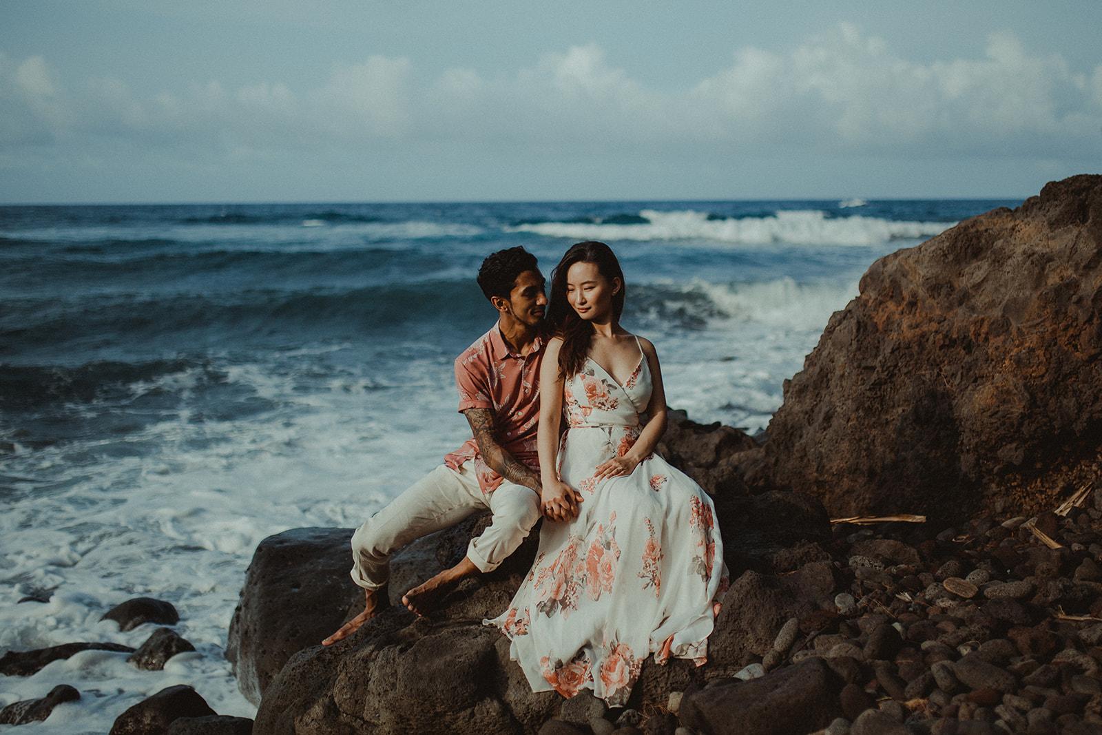 big island hawaii beach wedding