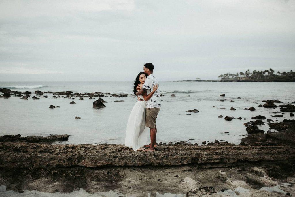 hawaii elopement, kukio beach, kikaua point park, kikaua point beach elopement, elope to hawaii, adventurous elopement, big island engagement, hawaii engagement, elopement, let's elope to hawaii, hawaii elopement photographer, waikoloa photographer, elopement big island, wedding big island, wedding hawaii island, elope in hawaii