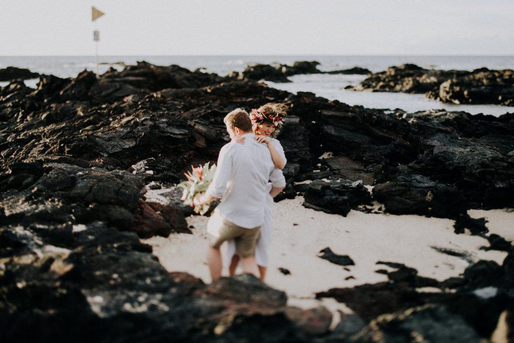 adventurous wedding in hawaii