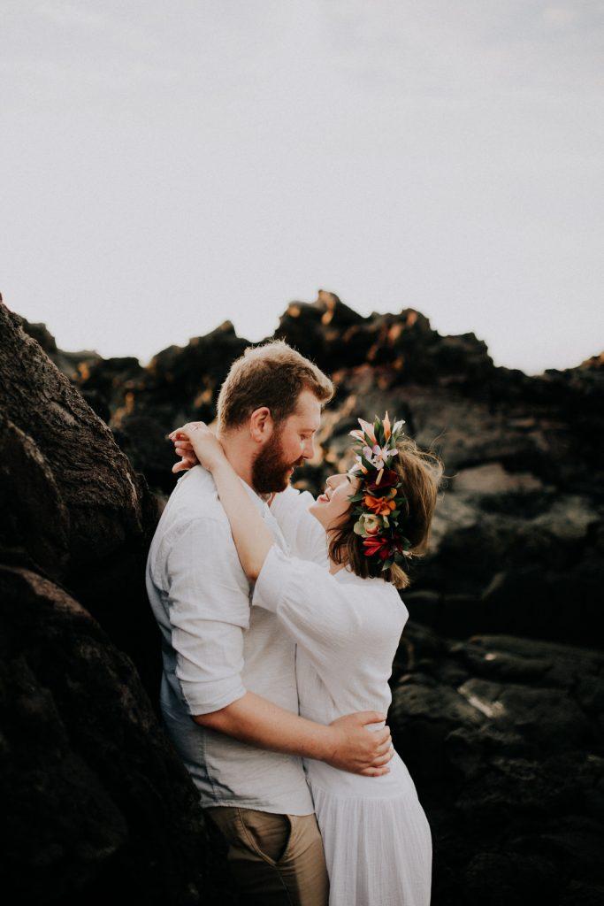 elope on the big island of hawaii