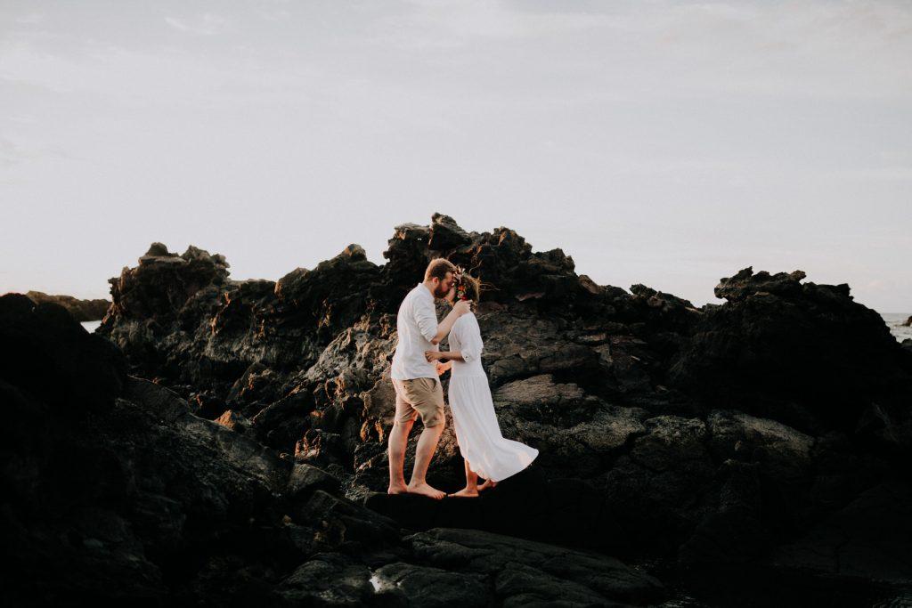 big island photographer for elopements