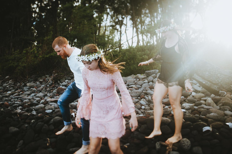 big island family photo session, hawaii photo session, big island photographer, big island photo session, best hawaii photographers, pololu valley photo session