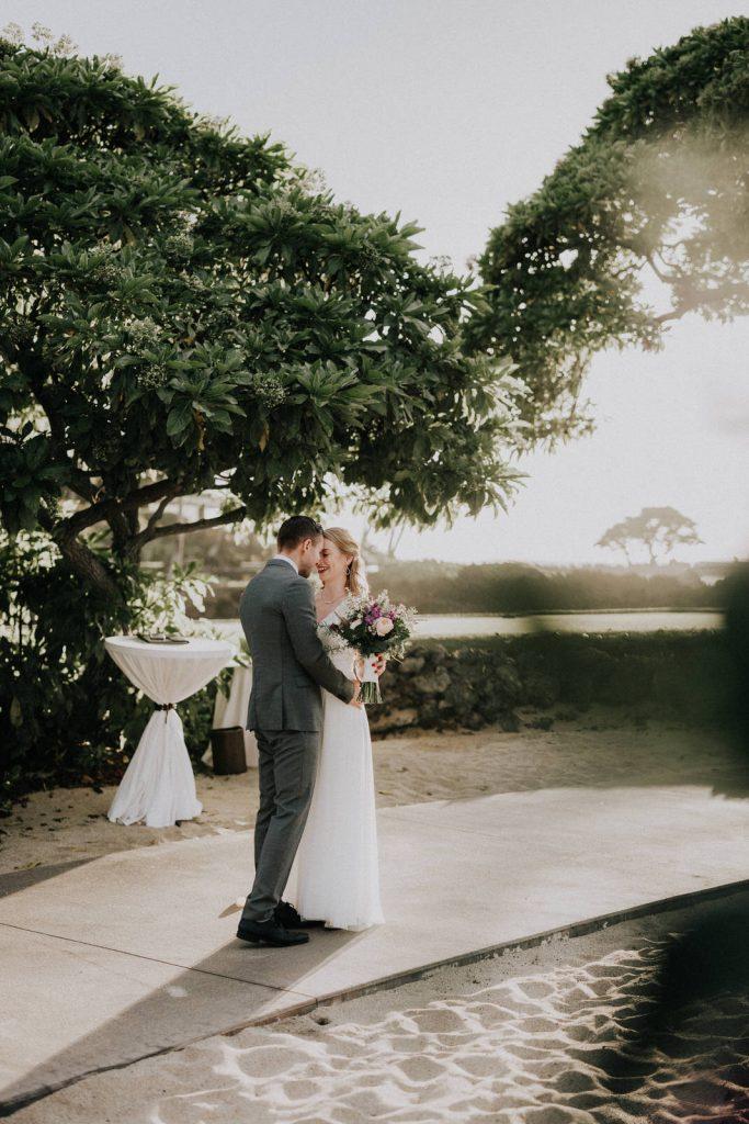 four seasons hualalai wedding planner