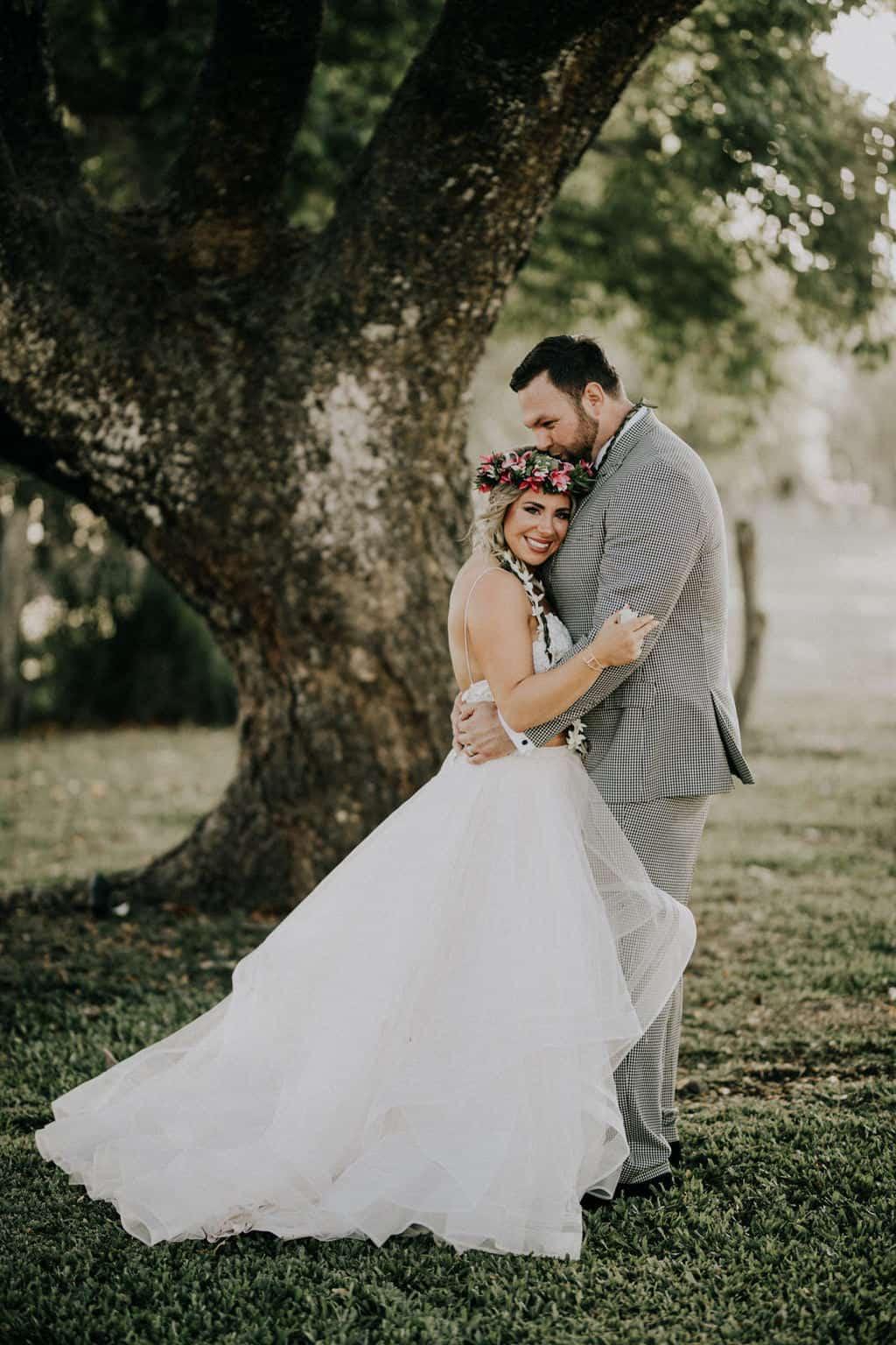 puakea ranch wedding tree, hawaii wedding tree, big island wedding tree