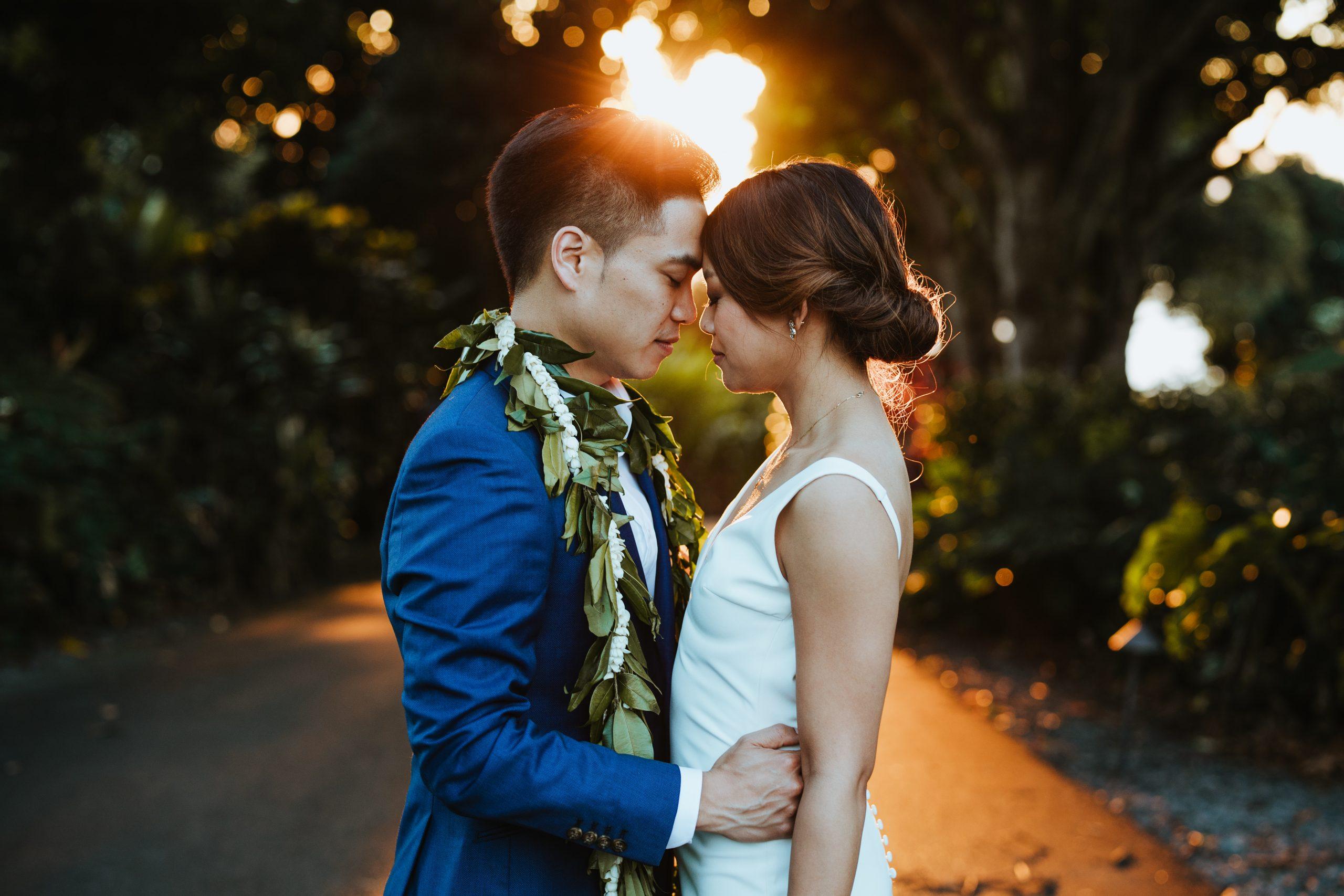 holualoa inn wedding