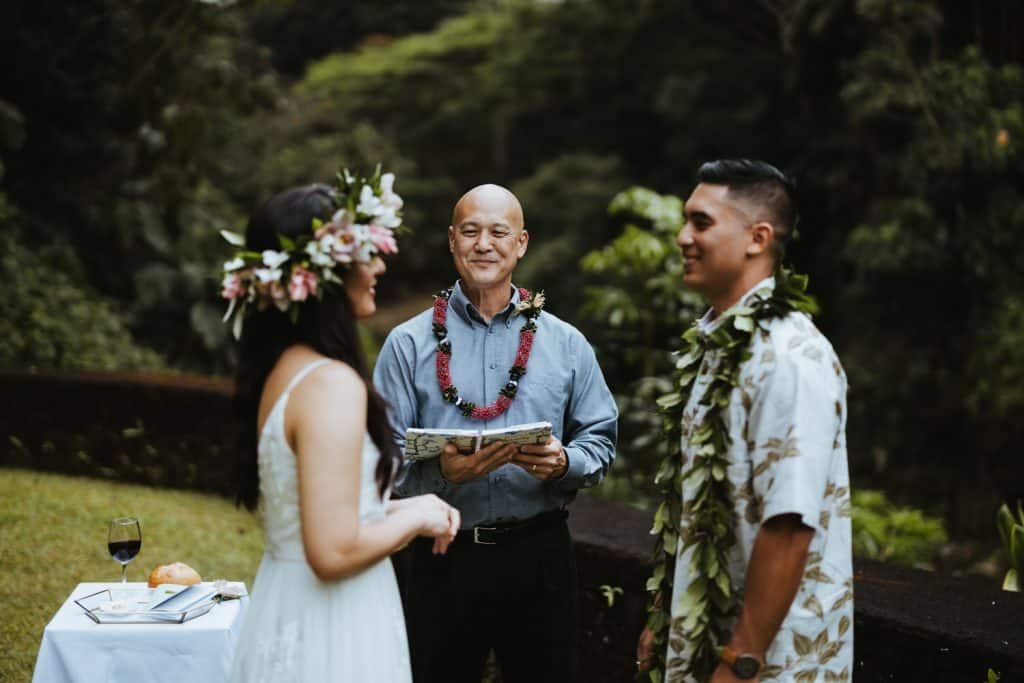 hilo wedding ceremony, hawaii wedding ceremony, big island wedding ceremony, hawaii weddings, big island photographer