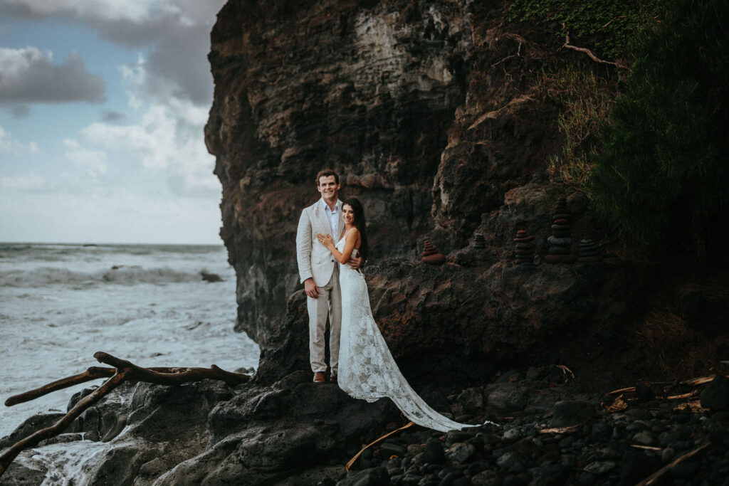 big island elopement, big island photographer, hawaii elopement
