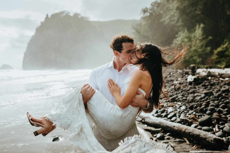 big island elopement, big island photographer, hawaii elopement, big island wedding photographer