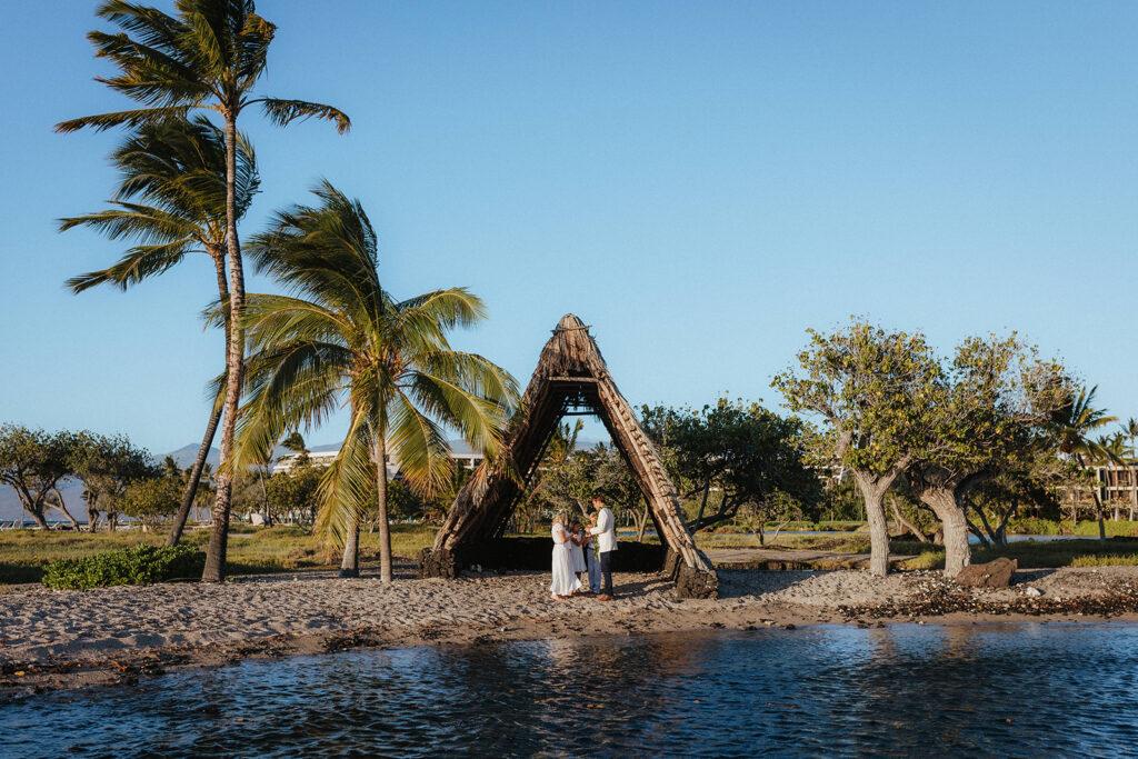 Mauna Lani Auberge Resort wedding, Mauna Lani Park, Mauna Lani Weddings, Mauna Lani Vow Renewal, Vow Renewal Big island
