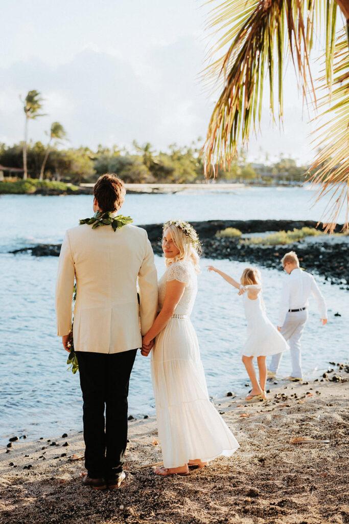 Mauna Lani Auberge Resort wedding, Mauna Lani Park, Mauna Lani Weddings, Mauna Lani Vow Renewal, Vow Renewal Big island, Big island Photographer